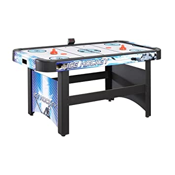 Amazon ng1009h carmelli face off 5ft electric scoring air ng1009h carmelli face off 5ft electric scoring air hockey table greentooth Image collections