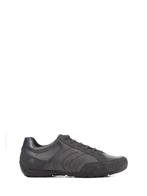 U823fd Hombre 05422 Gris Zapatos Amazon Y es Geox 45 xawPx