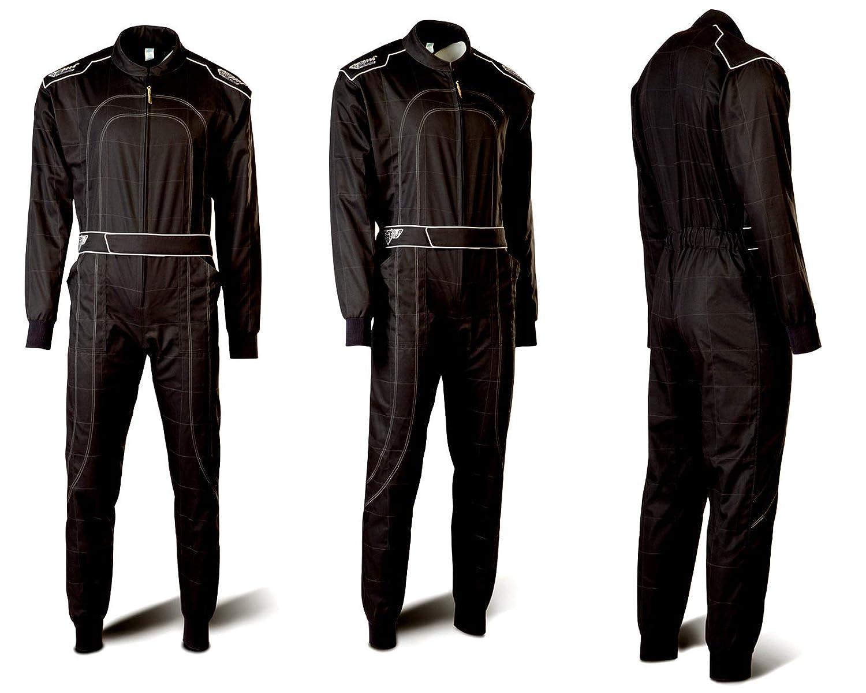 Speed Kartoverall Schwarz Karting Suit 160 Daytona Modell 2018