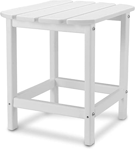 TRYZS Patio Adirondack Side Table