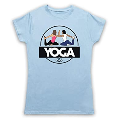 My Icon Art & Clothing Yoga Health & Fitness Exercise ...