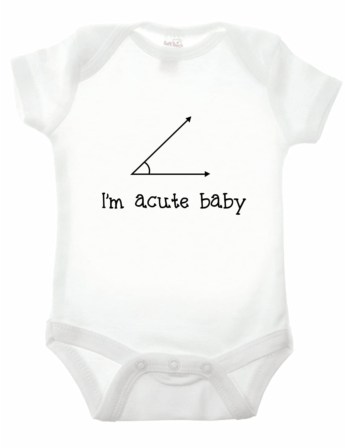 Bullshirts Im Not Insane Babygrow 12-18MTHS, WHITE