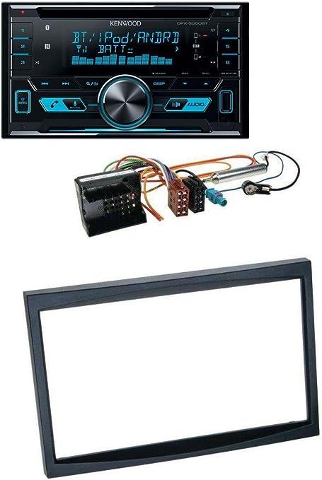 Kenwood 2-din CD//Bluetooth autoradio//radio-set para peugeot 207//307//Expert