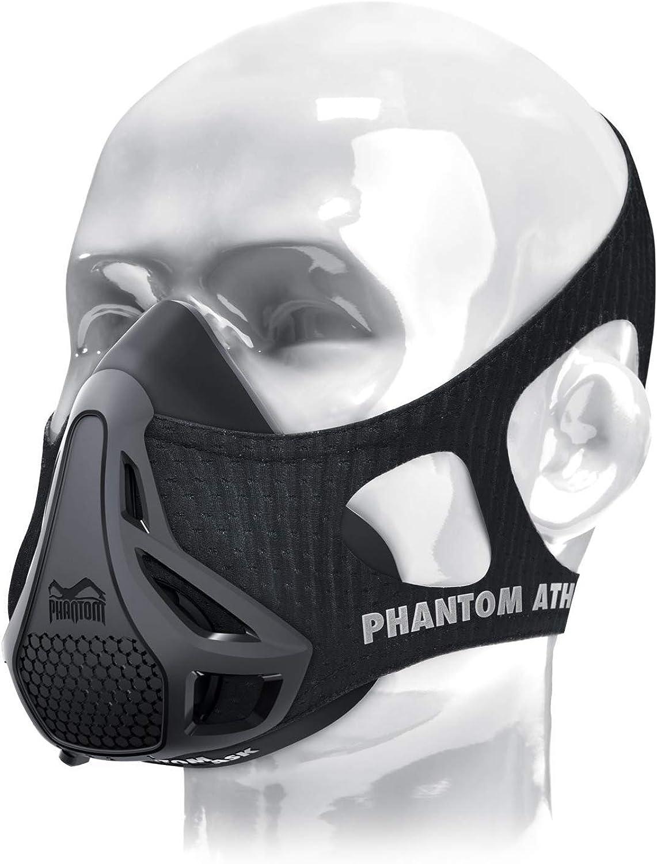 Phantom Athletics Training Mask - Aumente su Rendimiento en el Deporte