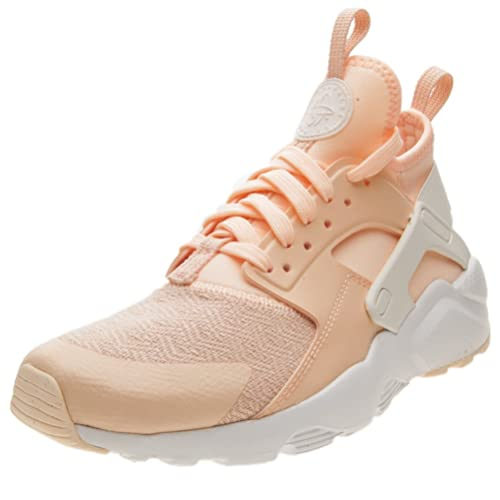 4b587fef105 Nike Air Huarache Run Ultra Se (GS) Crimson Tint Sail-Royal Tint   Amazon.es  Zapatos y complementos