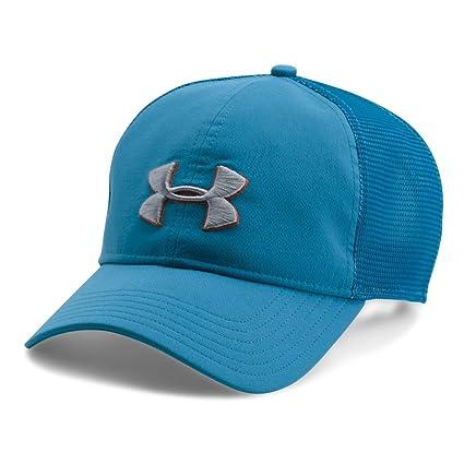 6eaeae83018 Amazon.com  Under Armour Men s Classic Mesh Back Cap  Sports   Outdoors