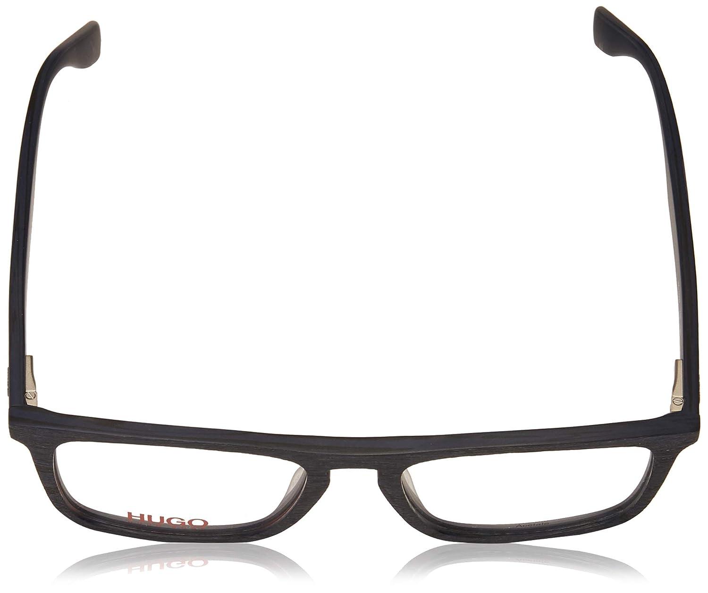 Eyeglasses Hugo Hg 322 02WF Matte Bluwood hug