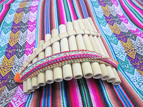 Artesanal Small Flaute Pipes Peru product image