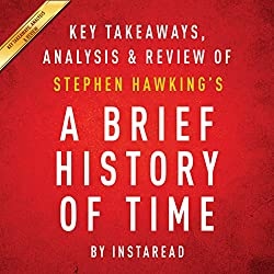 A Brief History of Time, by Stephen Hawking