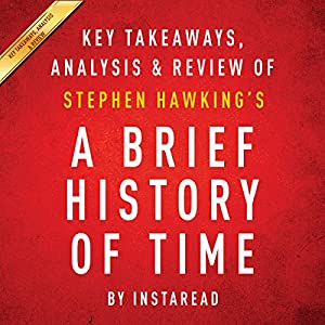A Brief History of Time, by Stephen Hawking Audiobook
