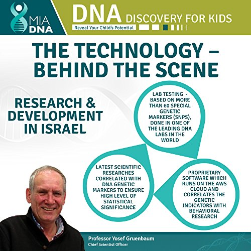 2 in 1 Diet & + Discovery for DNA Reveal Your Find your children's they the