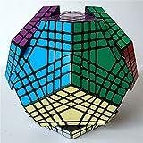 Leoie shengshou 7x7 Teraminx Cube Seven Layers