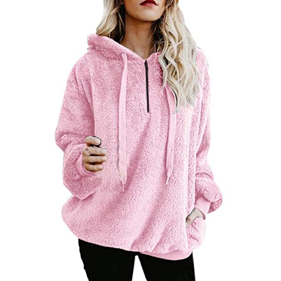 Pullover Sweatshirts Hoodies Sweatshirts 2019 Mode Herbst Winter Zipper Up Langarm Mit Kapuze Hoodies Beiläufige Lose Solide Baumwolle Top Pullover 3xl