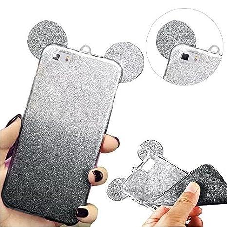 momdad Huawei P8 Lite Carcasa P8 Lite TPU silicona Gel funda funda protección shell cover case para Huawei P8 Lite TPU – carcasa Huawei P8 Lite ...