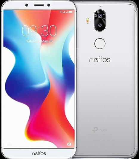 TP-Link Telefono movil Smartphone neffos x9 Plata: Neffos: Amazon ...