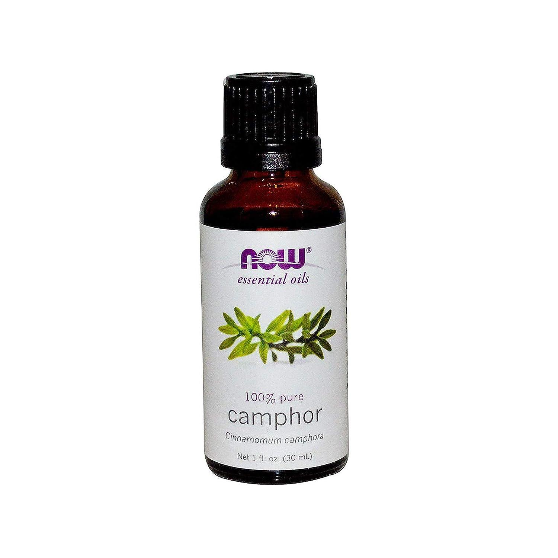 NOW Foods Essential Oils Camphor - 1 fl oz
