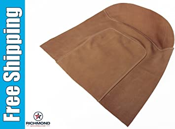 2001-2003 Ford F150 King Ranch Driver Bottom Replacement Leather Seat Cover