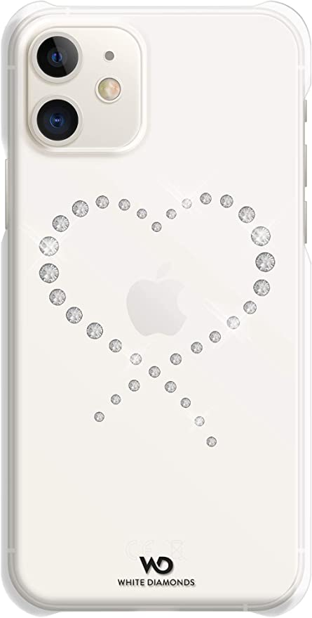 White Diamonds Eternity Case For Apple Iphone 11 Elektronik