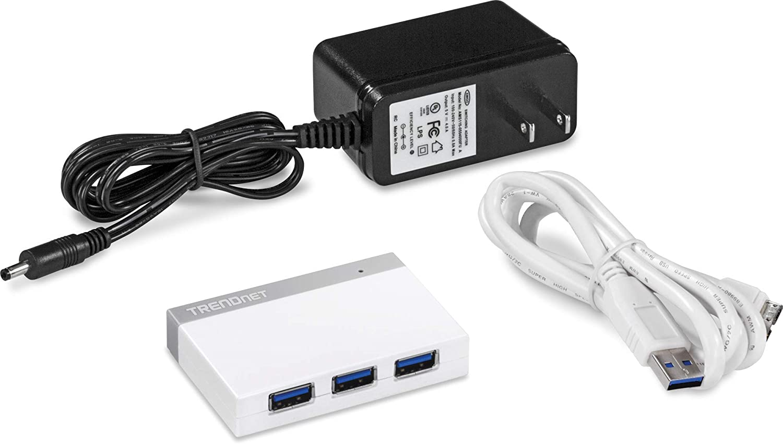 PC//MAC Hub 4 Ports USB 3.0
