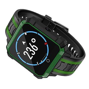 Almencla Smart Watch Bluetooth Pantalla Táctil Tarjeta SIM ...