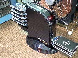 Amazon.com: AmazonBasics 4 Port USB 3.0 Hub with 5V/2.5A ...