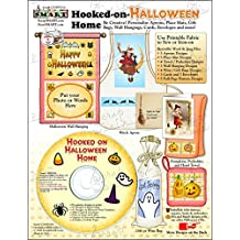 ScrapSMART - Hooked-on-Halloween Home - Software Collection - Jpeg & MS Word files (CDHWH34)