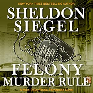 Felony Murder Rule Audiobook