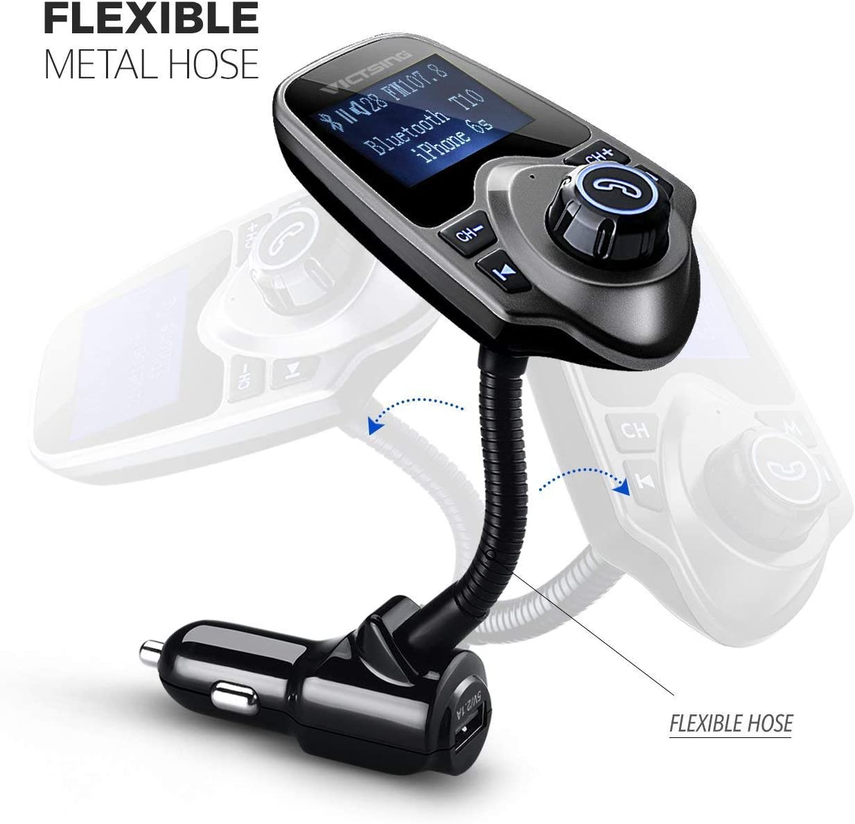Amazon coupon code for Bluetooth FM Transmitter