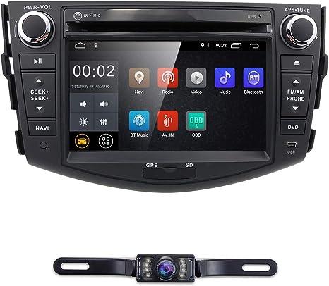 Android 8.1 pantalla táctil estéreo para coche Toyota RAV4 2006 ...