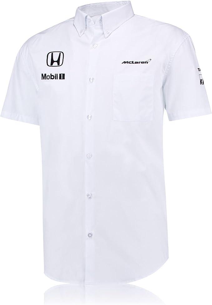Camisa McLaren Honda Oficial 2015