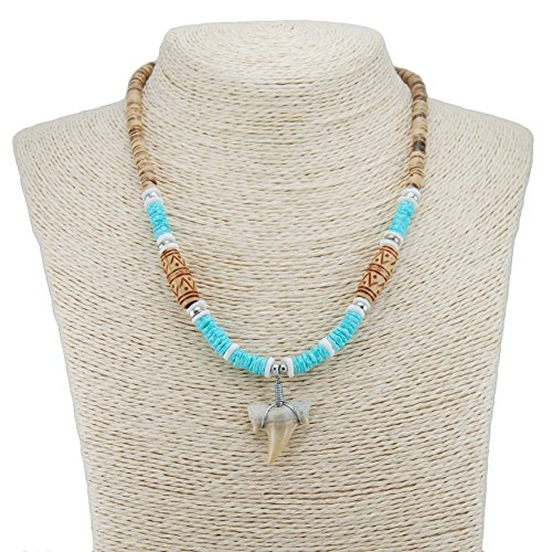 Tiger Puka Shell Necklace - 4