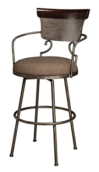 signature design by ashley moriann 30 in bar stool