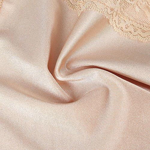 f3f04fd9ba 7pcs Lady Lace Clip-on Mock Camisole Bra Insert Overlay - Import It All