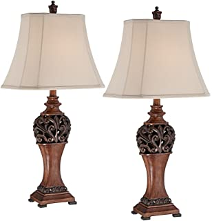 Traditional Bronze Urn Table Lamp Table Lamps For Living Room