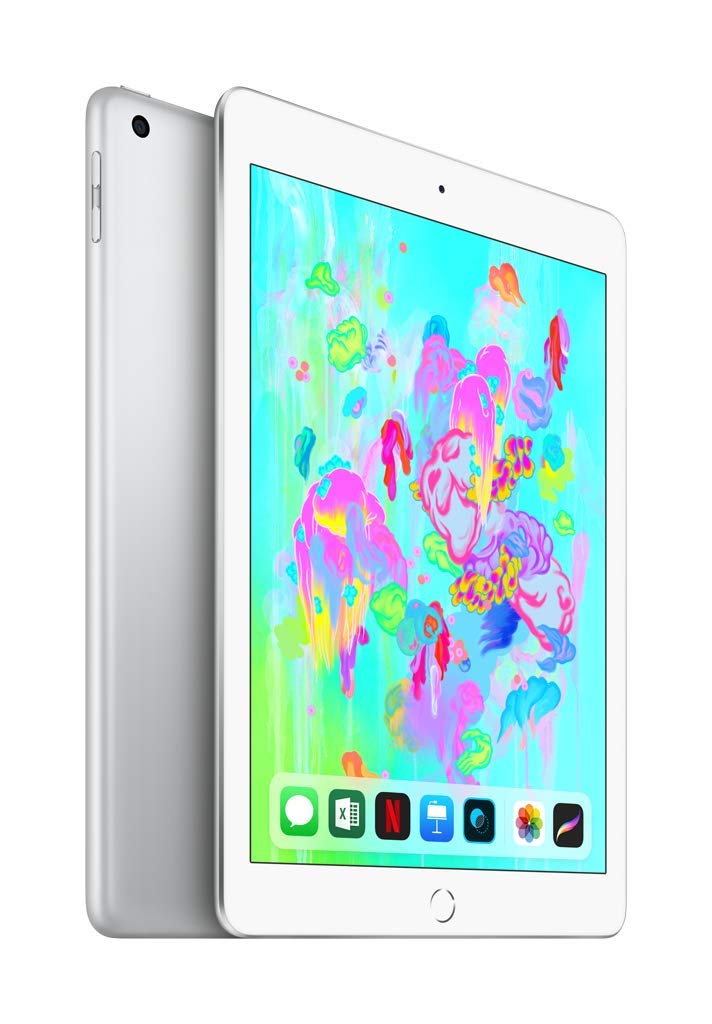 Apple iPad (Wi-Fi, 32GB) - シルバー