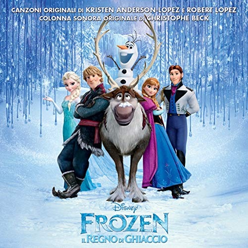 Frozen: Il Regno di Ghiaccio (Colonna Sonora Originale) (Best For Songs Toddlers Christmas)