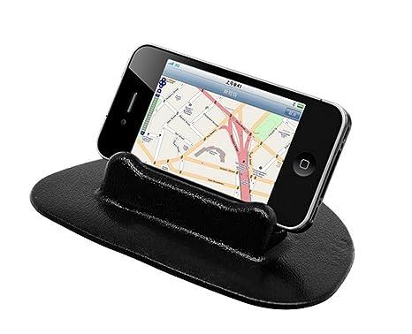 Coche universal soporte de salpicadero de silicona antideslizante para teléfono móvil Tablet GPS