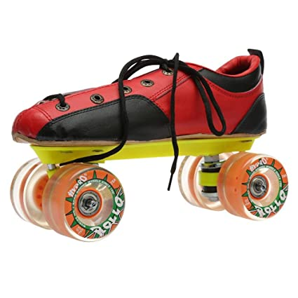 474d15aad79c56 Buy Jonex Shoe Skates Hypro Rollo. Online at Low Prices in India - Amazon.in