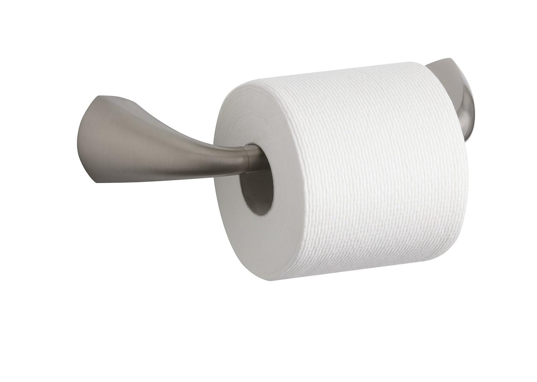 Kohler K-37054-BN Alteo Pivoting Toilet Tissue Holder, Vibrant ...