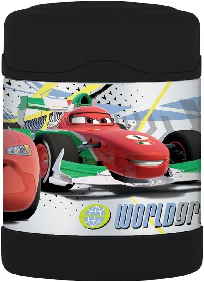 Funtainer, Disney Pixar Cars 2 World Grand Prix, Food Jar
