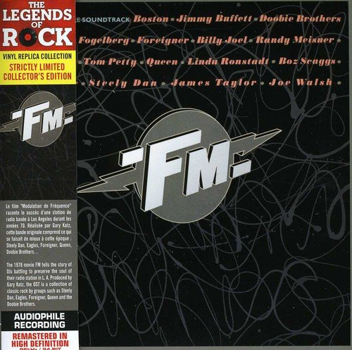 - FM: The Original Movie Soundtrack (Vinyl Replica Collection)