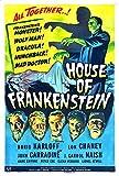 House Of Frankenstein (1944, Boris Karloff, Lon Chaney) - (24