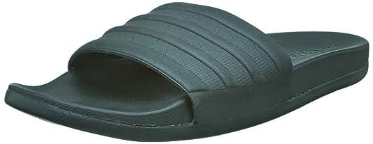Adidas Men's Adilette Cf+ Mono Flip-Flops and House Slippers Flip-Flops & House Slippers at amazon
