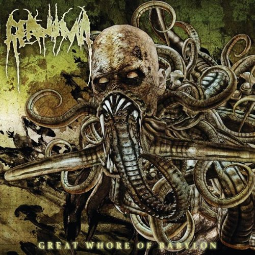 Reanima: Great Whore Of Babylon (Audio CD)