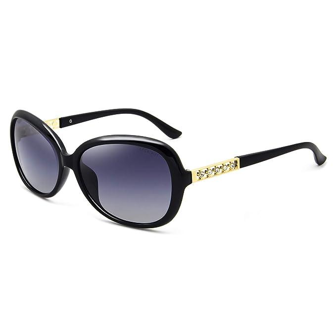 Amazon.com: Leckirut - Gafas de sol polarizadas de gran ...