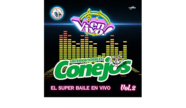 Amazon.com: El Super Baile en Vivo Vol.2. Música de Guatemala para los Latinos (En Vivo): Internacionales Conejos: MP3 Downloads