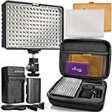 Altura Photo 160 LED Camera Light - Professional - Best Reviews Guide