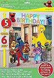 Amscan Sesame Street Scene Setter Kit