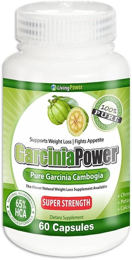 Amazon Com Pure Garcinia Cambogia Super Strength Garcinia Power