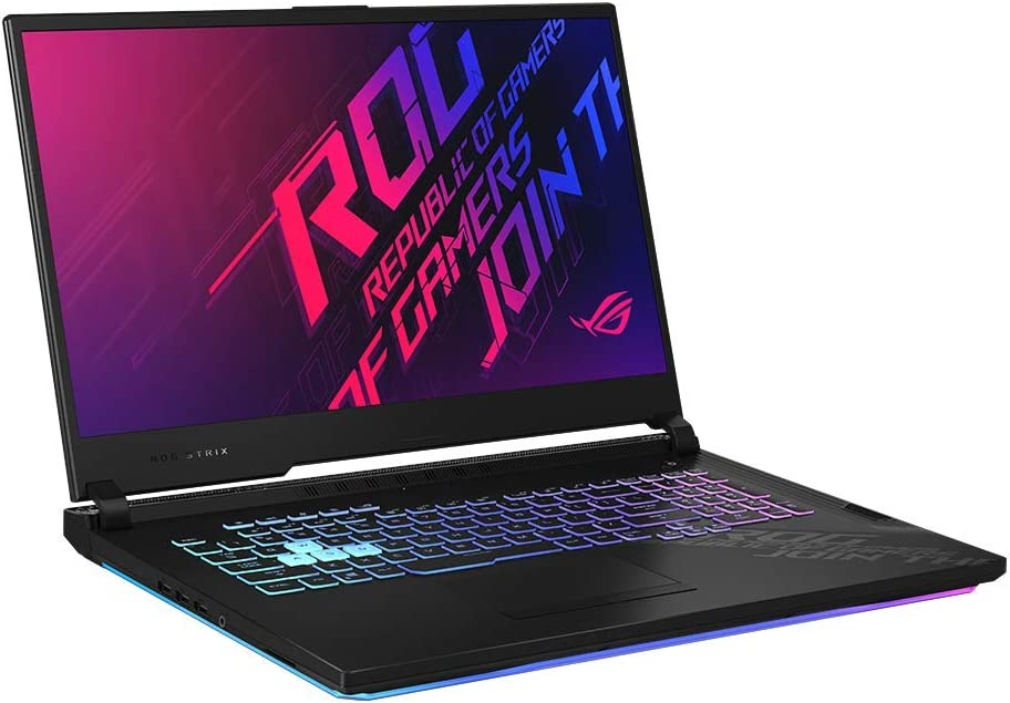 ASUS ROG Strix G17 - der mobile Gaming-Bolide